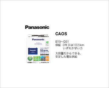 Panasonic CAOSイメージ