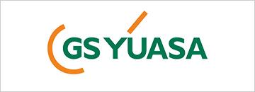 GS YUASAコーポレーションロゴ
